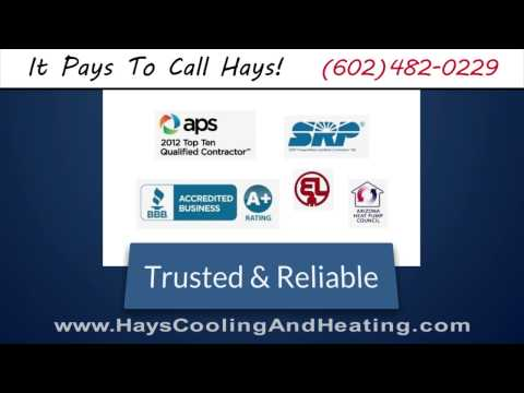Top-Rated North Phoenix AC Repair Company   A+ BBB
