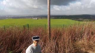 Back in the cuntry - lost signal - Parrot Bebop 2 skycontroller 2 FPV