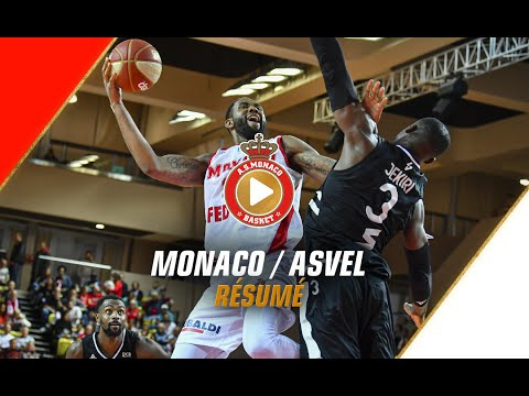 [MINI-MOVIE] Monaco - ASVEL | JEEP ÉLITE