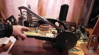 """Ручная швейная машинка для ремонта и изготовления обуви """"Версаль"""". Hand Sewing Machine """"Versailles"""""""