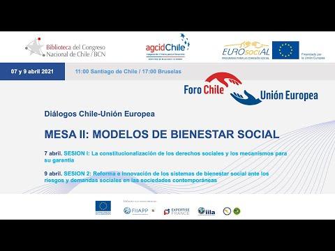 SESIÓN I: La constitucionalización de los derechos sociales y los mecanismos para su garantía.