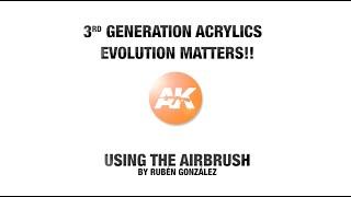 Rock Grey. Краска для моделей 17мл. AK-INTERACTIVE AK11007 от компании Хоббинет. Сборные модели. - видео