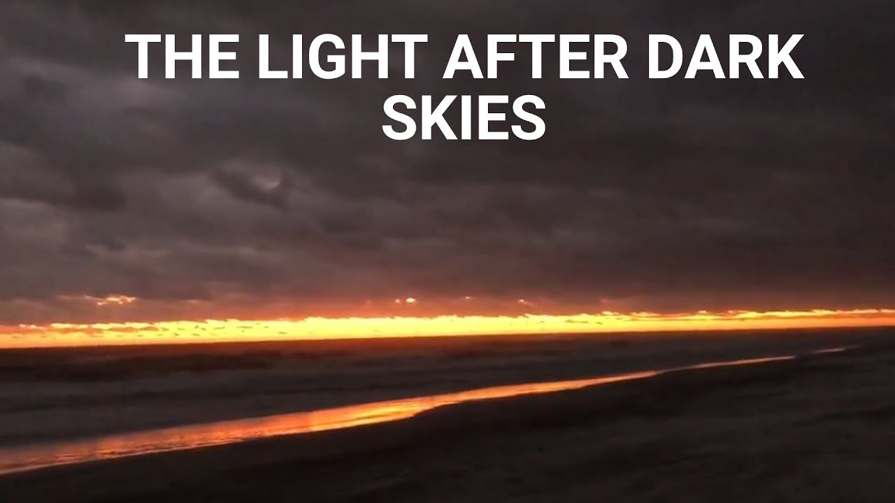 Hurricane Michael- The Light After Dark Skies
