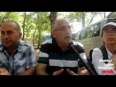 Samsun Gazi Devlet Hastanesi İşçileri Direnişlerini Anlatıyor