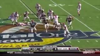 2011 Capital One Bowl - #15 Alabama vs. #7 Michigan State Highlights