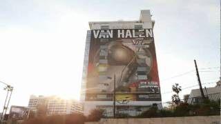 Van Halen - A Different Kind Of Truth Timelapse