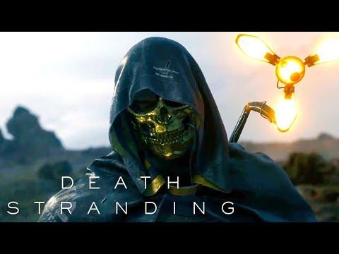 小島製作《死亡之絆 Death Stranding》TGS2018 最新預告發表!