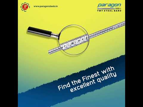 PARAGON Superior Quality TMT Bars