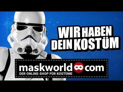 Karneval Kostüme für alle – Stormtrooper - maskworld.com