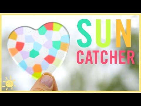 DIY | Sun Catchers