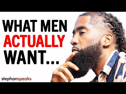 """""""Good Men Look For THIS IN A WOMEN!"""" 