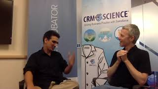 CRM Science Goes Live from the Salesforce Incubator (Week 18)