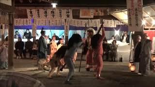 「2月の京都見てある記」① 吉田神社・追儺式(2月2日)