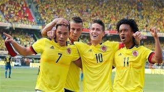 Todos Los Goles de la Selección Colombia Camino a Rusia 2018