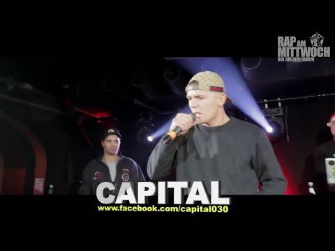 Best of Capital Bra (Rap am Mittwoch - alle Runden)