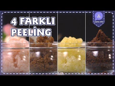 4 Farklı Peeling Tarifi - Onedio Yemek - Yaptım Oldu