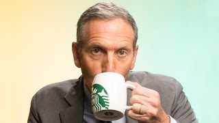 The Man Behind Starbucks Reveals How He Changed the World
