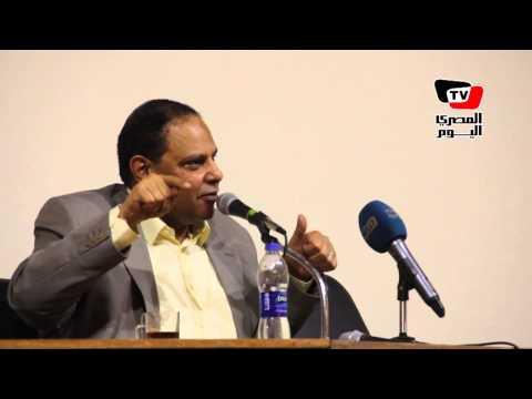 علاء الأسواني يعلق على أزمة «أبو تريكة»