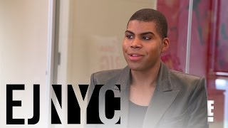 EJ Johnson Meets With Cosmopolitan Magazine | EJNYC | E!