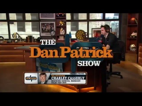 Charley Casserly on The Dan Patrick Show (Full Interview) 4/15/16