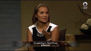 Conversando con Cristina Pacheco - Guadalupe Martínez
