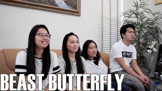 BEAST (비스트)- Butterfly (Reaction Video)