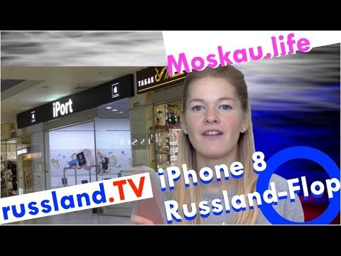 Russland: iPhone 8 ein Ladenhüter [Video]