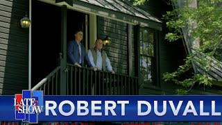 """I Just Follow The Script"" - Robert Duvall On His Acting Process thumbnail"
