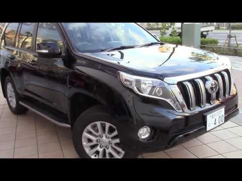 Sep 2013 New Toyota Land Cruiser Prado