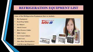 Commercial Refrigeration Miami