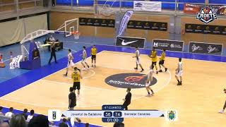Baloncesto |JOVENTUT  BADALONA - IBEROSTAR CANARIAS - 1/8 De Final, Camp. De España Cadete Masculino
