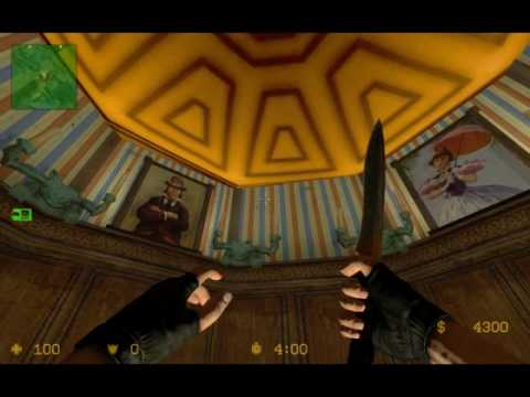 Disney S Haunted Mansion Recreated Blown Up In Counter Strike Source