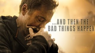 Marvel || ...and then the bad things happen