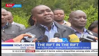 RIFT IN THE RIFT VALLEY: MP Oscar Sudi takes on President Uhuru Kenyatta