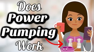 Power Pumping To Increase Milk Supply / Does Power Pumping Really Work