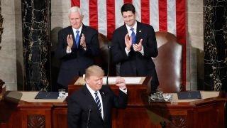 MCDONALD S CORP. - Fmr. McDonald's CEO: Trump delivered a CEO speech