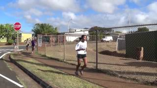 preview picture of video '2014 Aiea Preseason XC Meet at Aiea H.S. Girls Race'