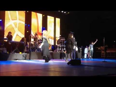 HEART and JASON BONHAM live - Stairway to Heaven - Bethel Woods, NY - 2013
