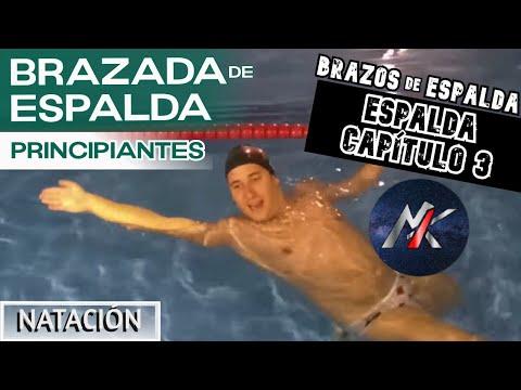 APRENDER A NADAR 1x08 (1/2): Brazada de Espalda
