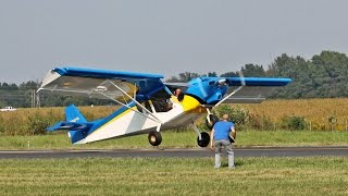 Short Take-Off and Landing Competition at the Zenith Open Hangar Day Fly-In 2014