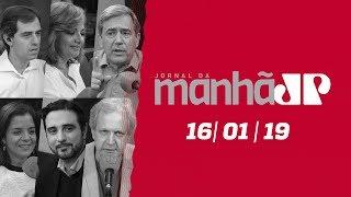Jornal da Manhã - 16/01/19