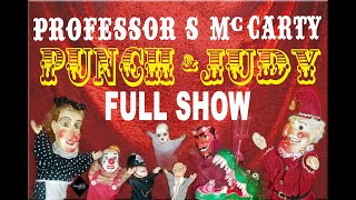 Punch and Judy full show S McCarty