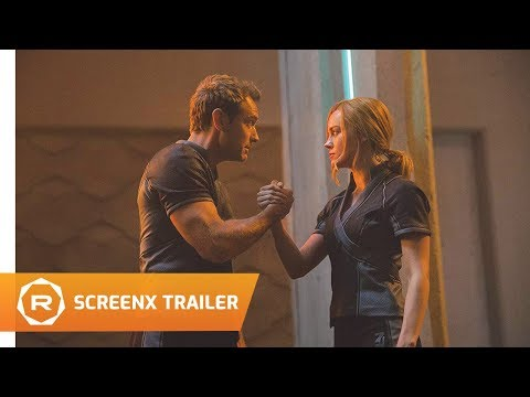 Captain Marvel Official ScreenX Trailer (2019) -- Regal [HD]