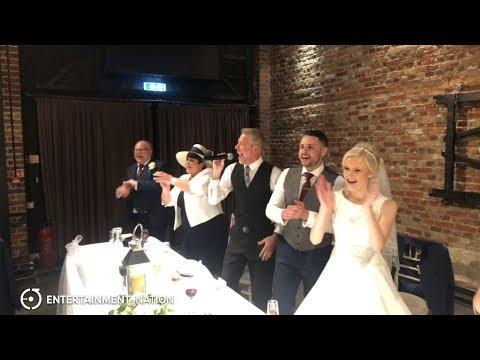 Secret Service Singers - Singing Waiters and Waitr
