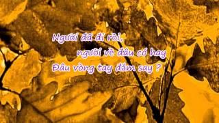 Về Mái Nhà Xưa - Nhạc Nguyễn Văn Đông - Tiếng hát Thái Thanh