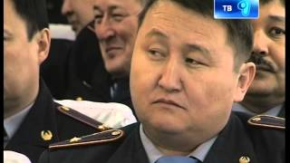 Новый начальник ДВД 22.01.2013