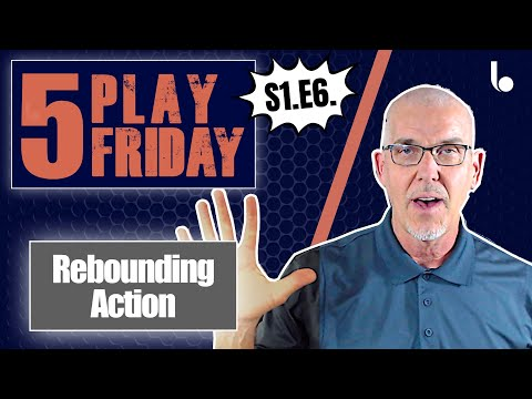 How to referee rebounding. How to referee basketball. #5playfriday ...