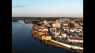 Mutirão de limpeza no Rio São Francisco em Penedo/AL