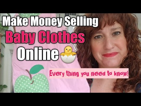 , title : 'How To Sell Baby Clothes Online & Make Money | Tips & Tricks | Everything You Need To Know| Ebay