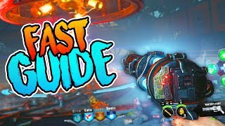 call of duty black ops 4 zombies classified easter egg guide